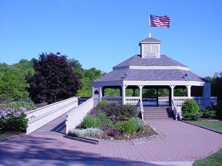 Coe Lake Gazebo