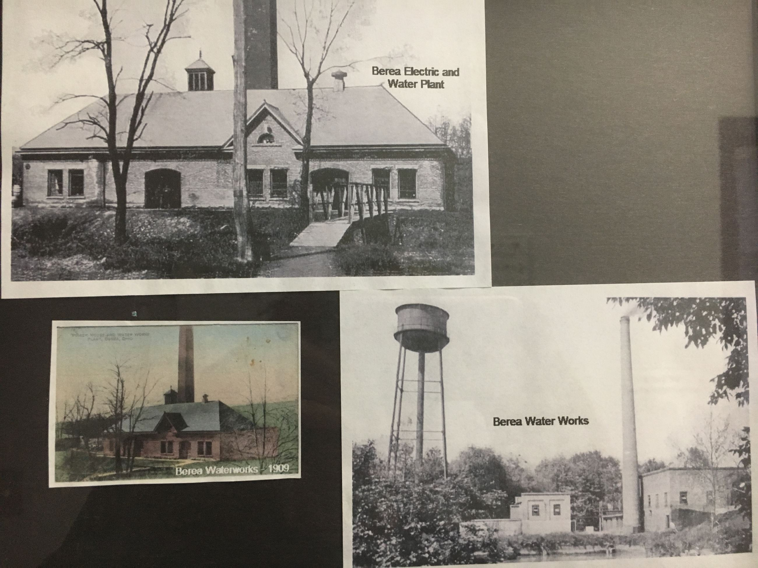 water plant historic pictures
