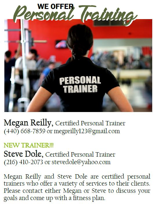 100319 Personal Training